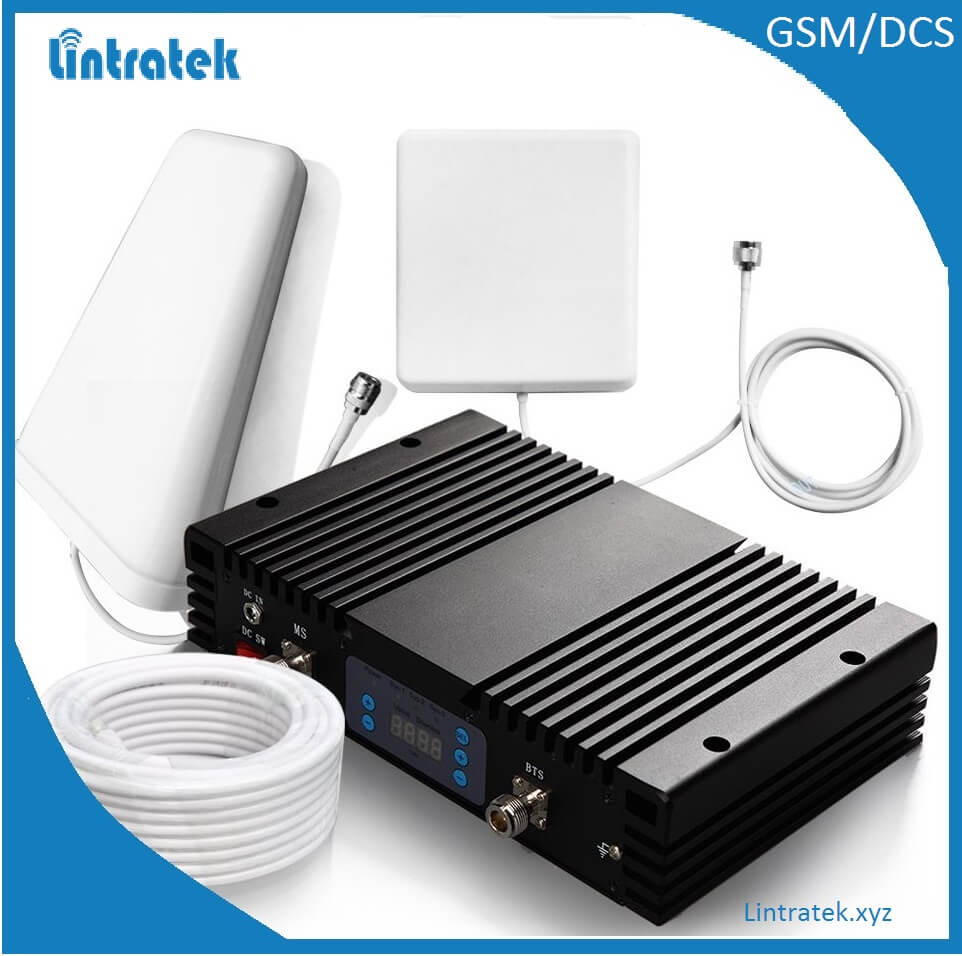 Усилитель 2G GSM, комплект KW23F-GD1