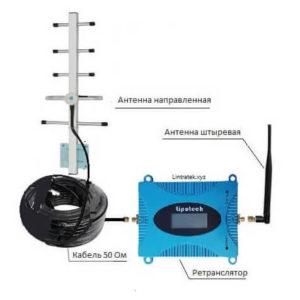 Усилитель 900 МГц KW16L-02