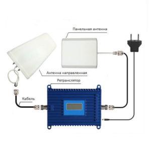 Усилитель GSM900 (KW20L-G2)